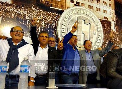 """Se normalizó la regional La Plata de las """"62 Organizaciones Peronistas"""", el """"brazo político"""" de la CGT"""