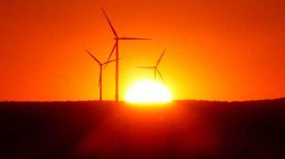 Más energía eólica en Argentina