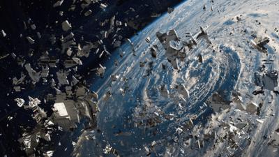 En el 2030 se habrá duplicado la basura espacial que hay en órbita