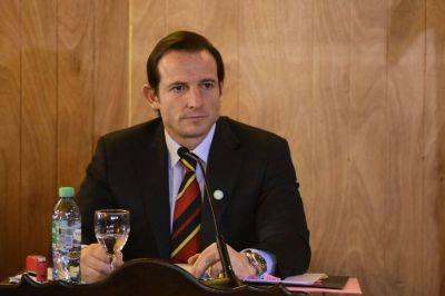 Bertotto no descartó se llegue a la rescisión del contrato con Agrotécnica Fueguina