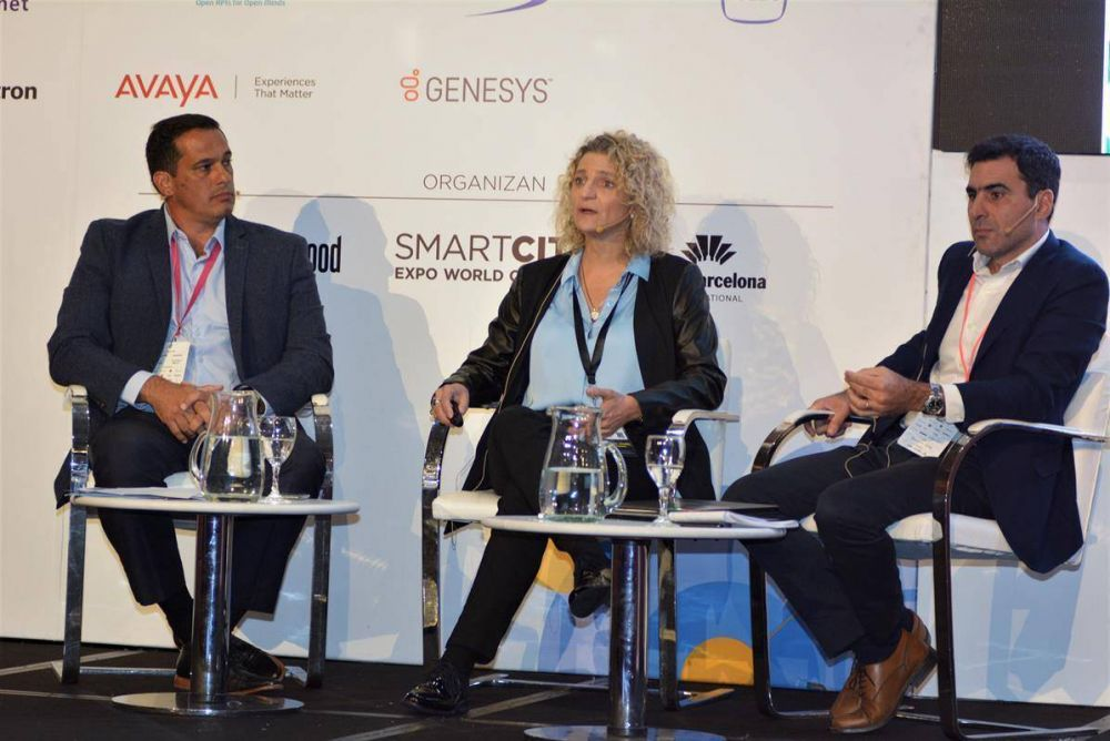 El Municipio de San Isidro expuso en una convención sobre ciudades sustentables