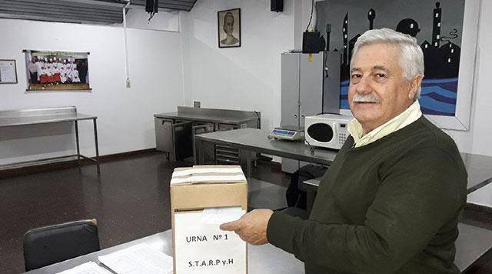 Carlos Vaquero continuará al frente del Sindicato de Pasteleros
