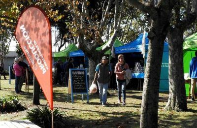 El Mercado en tu Barrio llevó sus ofertas a Quequén