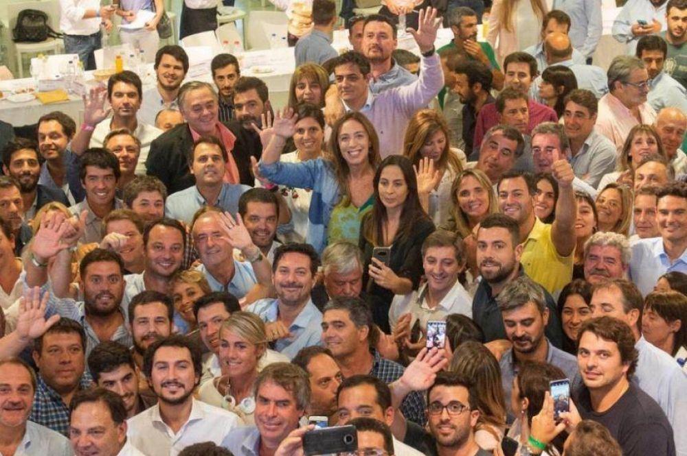 """Vidal sumó otra foto al álbum """"apoyo a los sin tierra"""" y sigue con el plan para ganar municipios"""