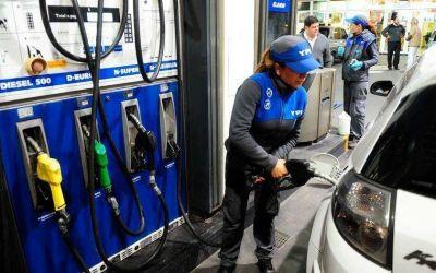 Las naftas no están en precios cuidados: aumentarían más de 5 por ciento