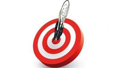 Ataque de pániko en el círculo rojo