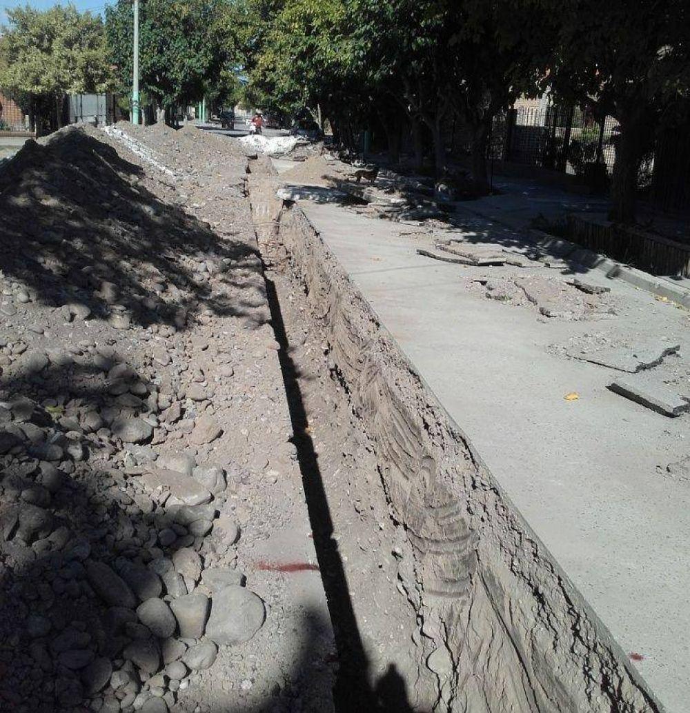 Se realizan obras hídricas en Chilcas, Burruyacú Beneficiará con agua potable a todas las familias del lugar