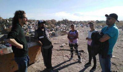 Respaldo a COTRANVI para ampliar y mejorar su tarea de reciclado