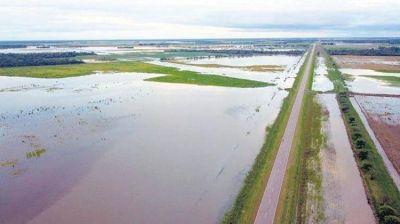 El desmonte agrava el escenario futuro de inundaciones en el Gran Chaco