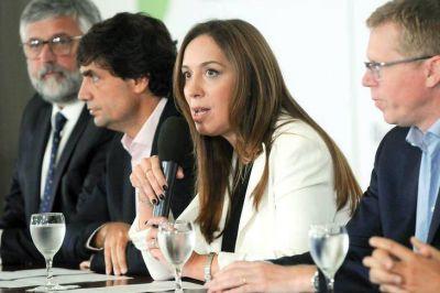 Crece la tensión entre los funcionarios de Vidal y Macri