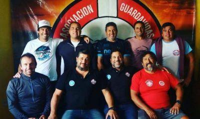 Elecciones en la Asociación de Guardavidas: Pablo Suárez fue reelegido por los trabajadores