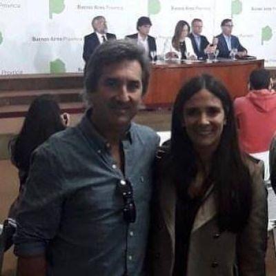 Issin y Vallota se reunieron con funcionario provincial