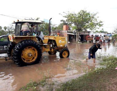 Nuevas inundaciones: el trabajo de Cáritas en las comunidades afectadas