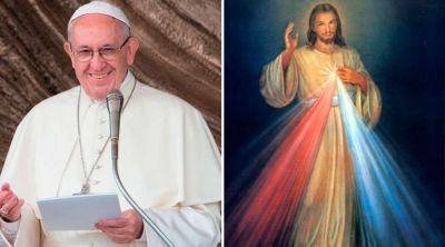 Este es el mensaje del Papa en el Domingo de la Divina Misericordia