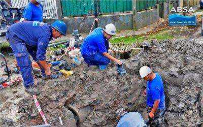 Avanzan con un plan de obras por el agua en Gonnet