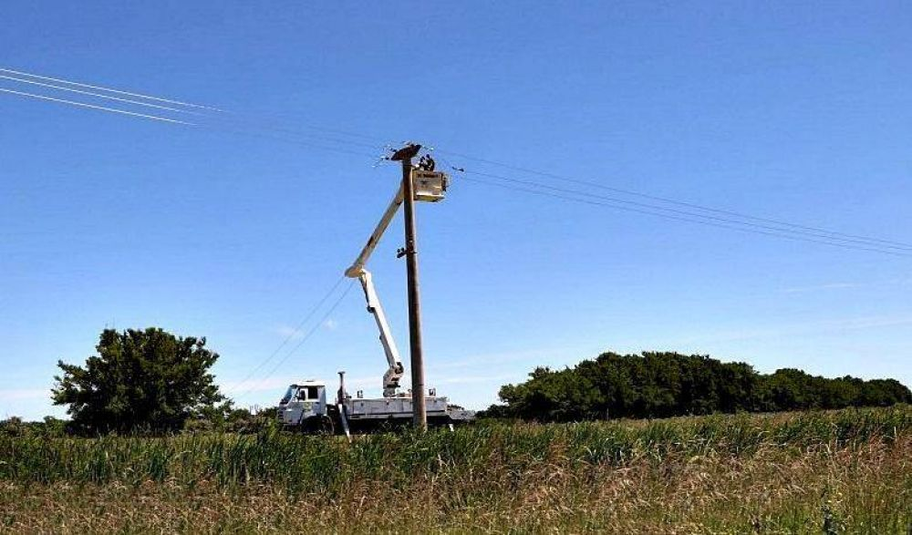 En Provincia existen 199 cooperativas eléctricas y están a cargo del 80% de las líneas rurales