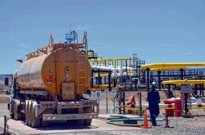 Desplome del precio del gas amenaza inversiones en Vaca Muerta