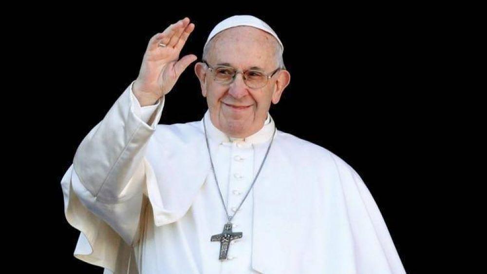 El papa Francisco recibe a más de 30 obispos argentinos