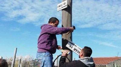 Vecinos señalan sus calles en San Patricio, ante ausencia del Municipio