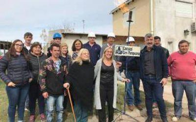 Monte: Inauguran una obra de gas que beneficia a 300 familias