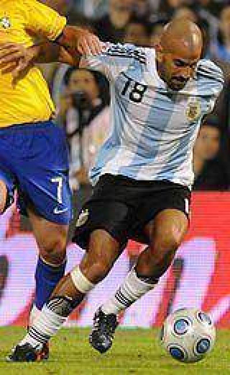 """""""Con un 1 a 0 contra Perú me conformo"""""""