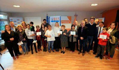 """Tierra del Fuego: """"Llegó el Gas"""" se expande"""