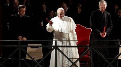 Sacerdotes reclaman que el Papa Francisco