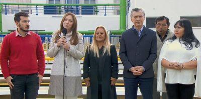 María Eugenia Vidal, entre las elecciones del miedo y las medidas de alivio para los bonaerenses
