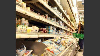 En CABA, los alimentos subieron 4,2% en abril y acumulan más de 17% anual