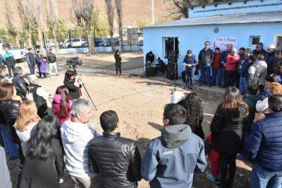 Luz y Fuerza inauguró la seccional de Gobernador Costa
