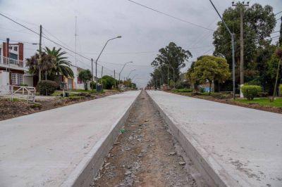 Avanzan los trabajos de ensanche y semaforización en Mario Bravo