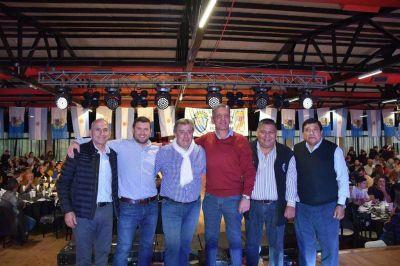 """Ávila: """"Tenemos los hombres para devolverle la alegría a los trabajadores"""""""