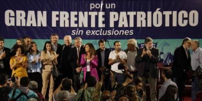 El kirchnerismo le copó el Congreso a Proyecto Sur y el Frente Patriótico sigue sumando voluntades