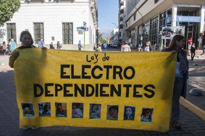 Madres de niños electrodependientes piden paneles solares