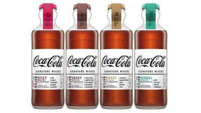 Coca Cola se mete en el mercado de los trago
