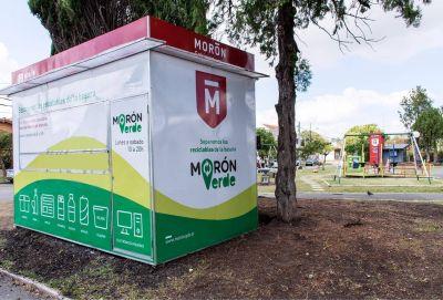 """""""Morón Verde"""": el programa de reciclado presenta una nueva campaña de concientización"""