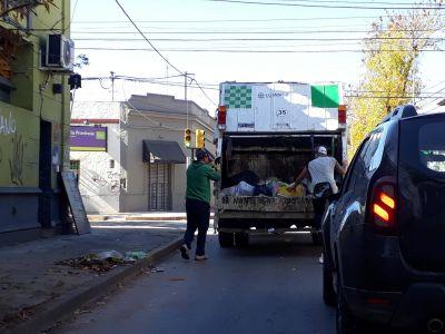 Sin recolección de residuos por el estado del Basural