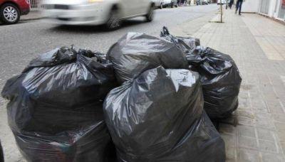 Sin recolección de residuos en media ciudad