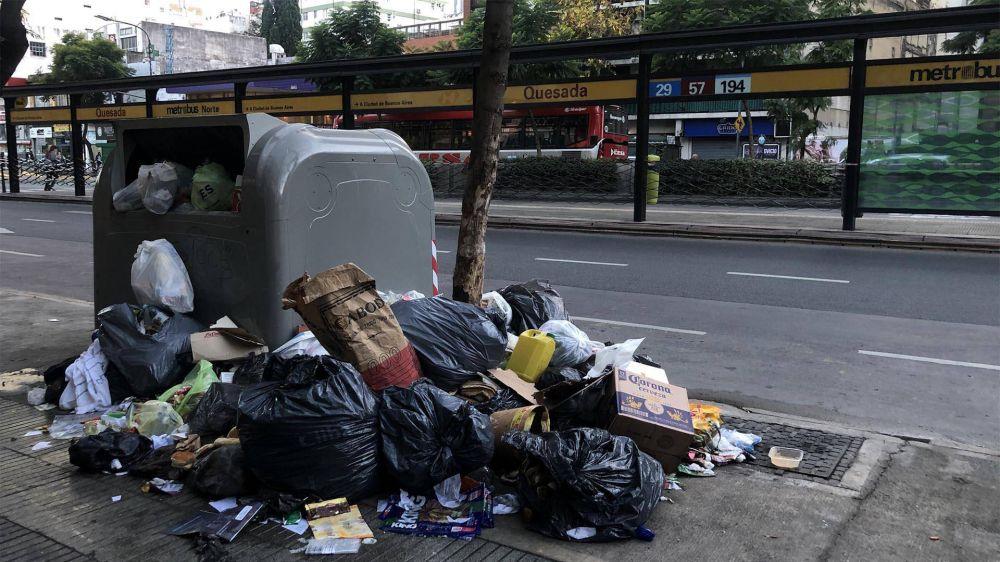 Recolección de Basura: Camioneros logró acuerdo con Larreta
