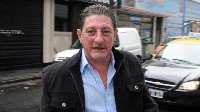 La visita que hicieron Omar Viviani y los taxistas a la Casa Rosada