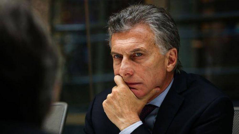 Del FMI al intento de acuerdo político: Macri busca recuperar el centro del ring