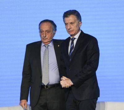 Pacto antidefault: fuerte respaldo del Círculo Rojo el acuerdo del Gobierno con el PJ alternativo