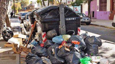 Hoy hay recolección de residuos después de tres días de conflictos