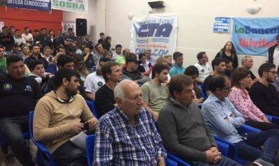 En 9 de Julio, se lanzó el Frente Sindical de Unidad Ciudadana de la cuarta sección