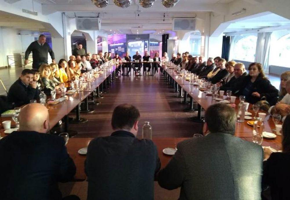 Trabajo en equipo, lo fundamental para Fiorini y poder cambiar Mar del Plata