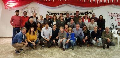 Con la participación del diputado Carlos Fernández, se realizó el encuentro de presidentes de comités de la Quinta Sección