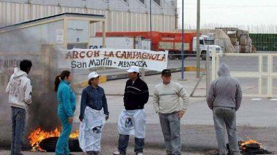La Campagnola: trabajó el sábado a la mañana y por la tarde se enteró que la fábrica cerró