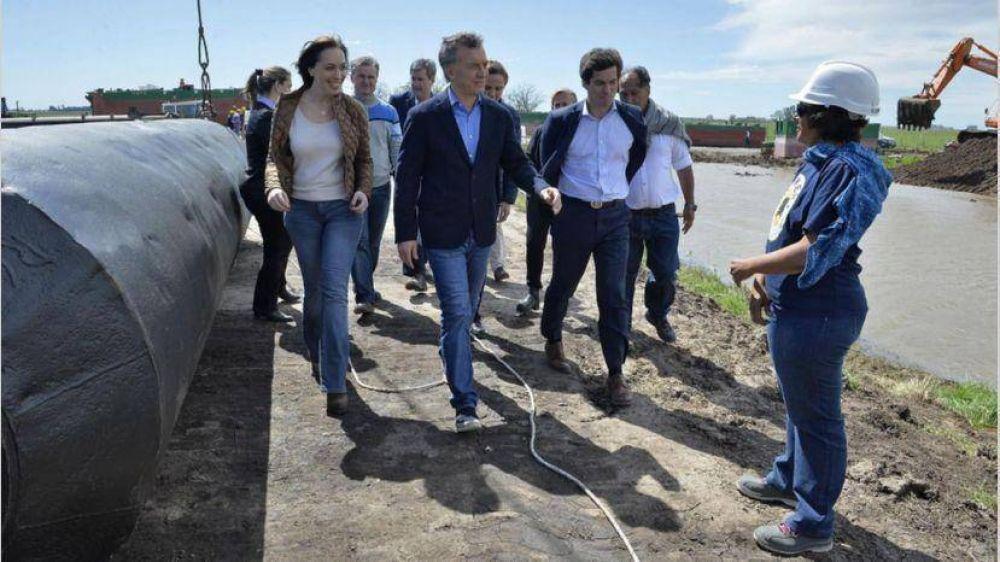 Arranca el Plan B de PPP: se firman los contratos diferidos para el Salado
