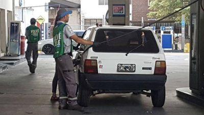 Aumento para empleados de Estaciones de Servicio de Santa Fe