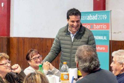 """Abad: """"Ni barrios de primera, ni barrios de segunda: todos somos General Pueyrredon"""""""